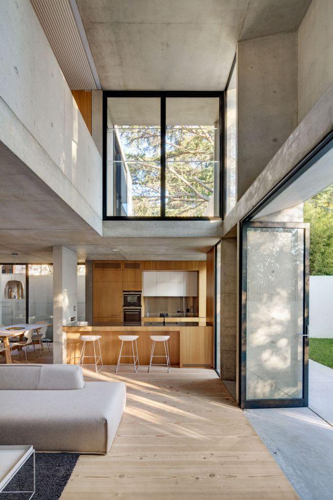 Glebe House by Nobbs Radford Architects.