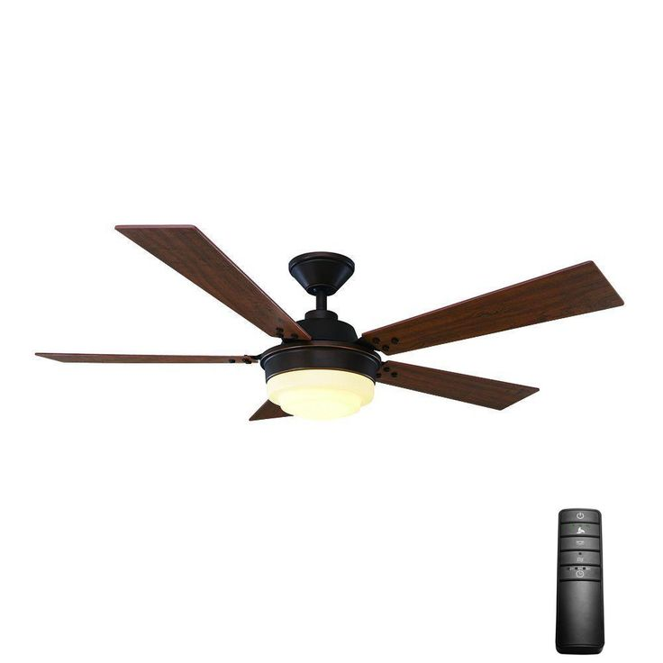 Bronze ceiling fan 25 pinterest home decorators collection emswell 52 in led indoor mediterranean bronze ceiling fan with light kit mozeypictures Choice Image
