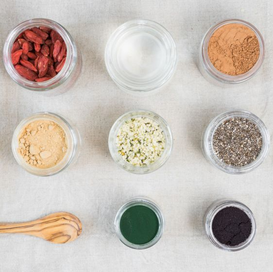 The staples (and superfoods) every kitchen needs.