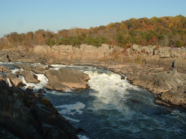 Top 12 Things to Do Near Reston, Virginia: Hike or Picnic at Great Falls Park