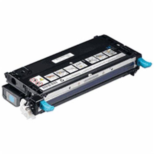 Dell CD3110HC Compatible High Yield Cyan Laser Toner Cartridge For 3110Cn And 3115Cn, Blue