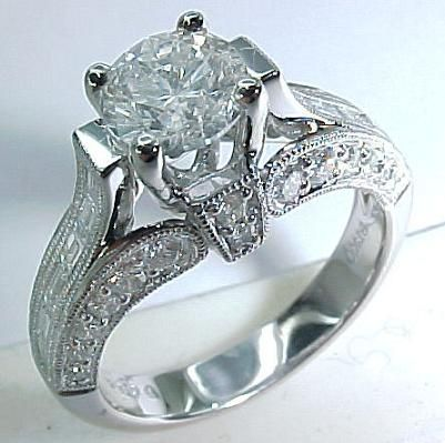 Antique Engagement Ring For Sale 53
