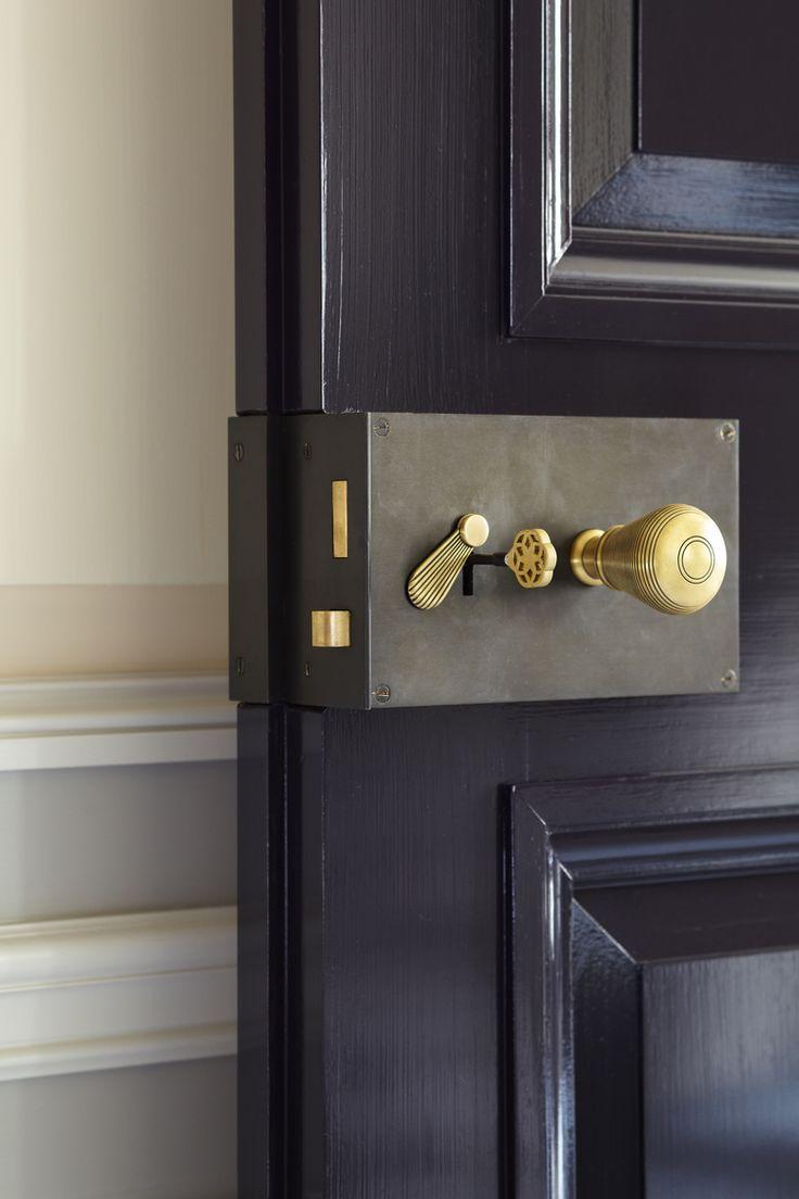 Doors lakes italia affini semi frame less pivot door 1000 x 1910mm - Beautiful Door Knob And Lock Set