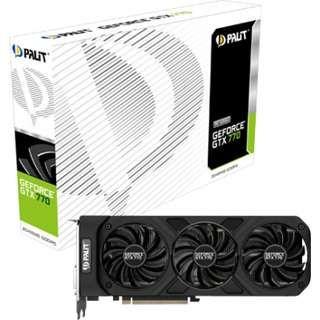 2048MB Palit GeForce GTX 770 OC Aktiv PCIe 3.0 x16 (Retail)