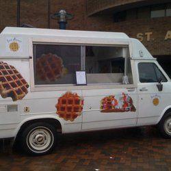 Eva Sweet Waffle Truck - Yummy!