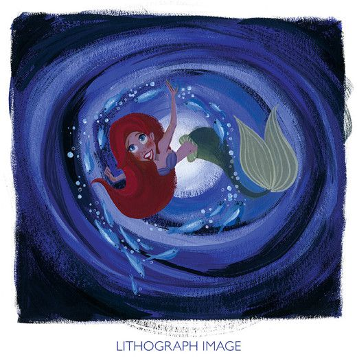 The artwork for the Disney Legacy Collection is stunning, and I want to buy it just for the booklet.