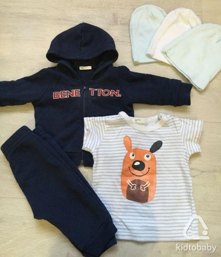 Одежда для новорожденного 0-3 мес.