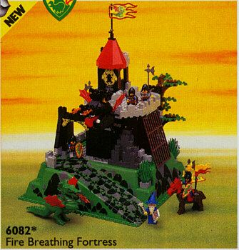 BrickLink Reference Catalog - Sets - Category Castle