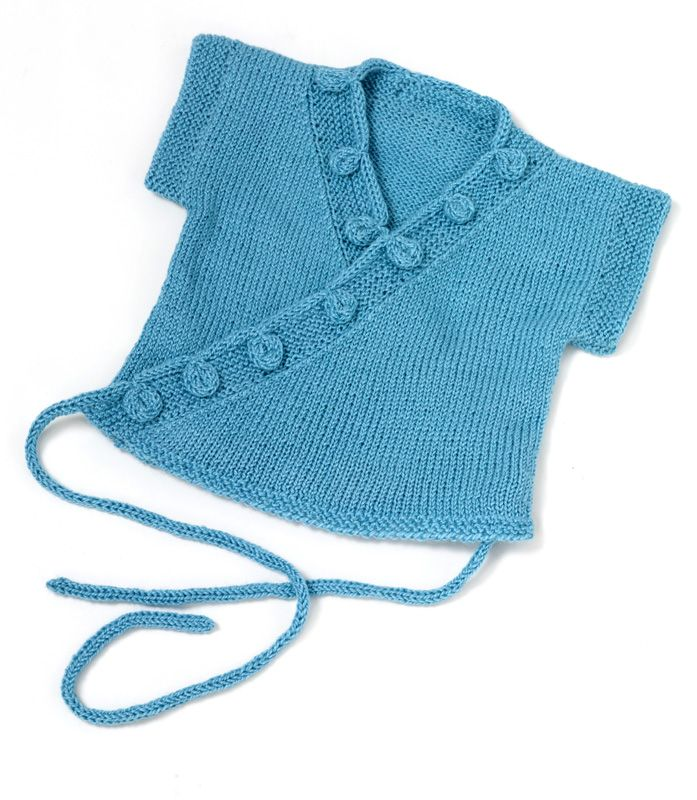 Knitted Baby Vest Pattern : 243 best Baby & Toddler Knits images on Pinterest Baby knits, Free knit...