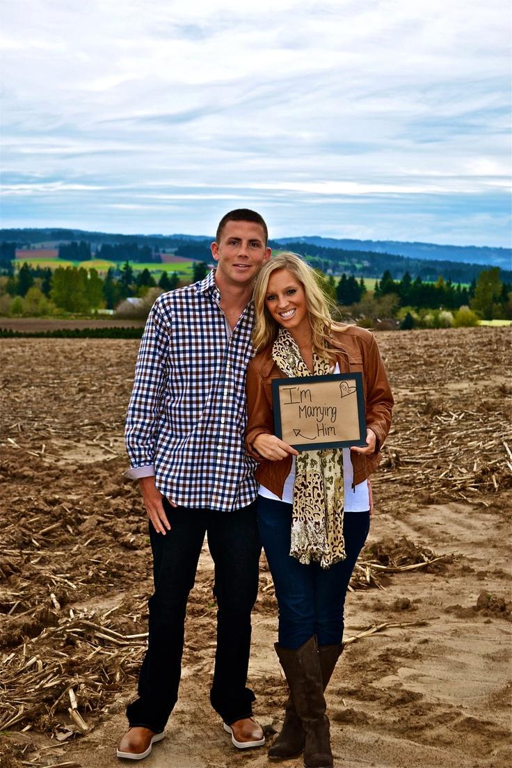 Engagement photo!