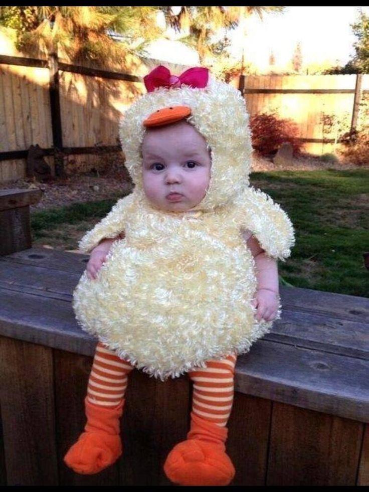 PsBattle: Kid in duck costume