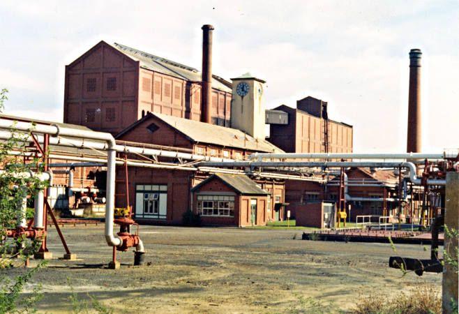 Former Highett Gasworks