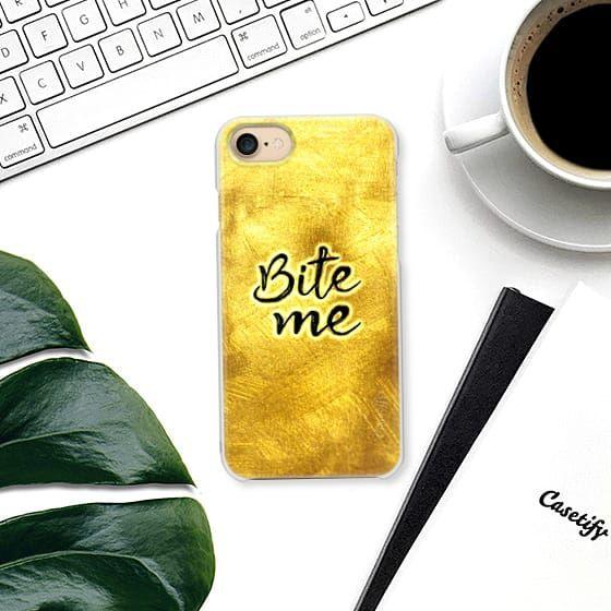 Bite Me - Snap Case