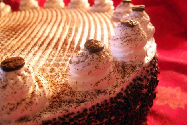 Retete Culinare - Tort cu cafea