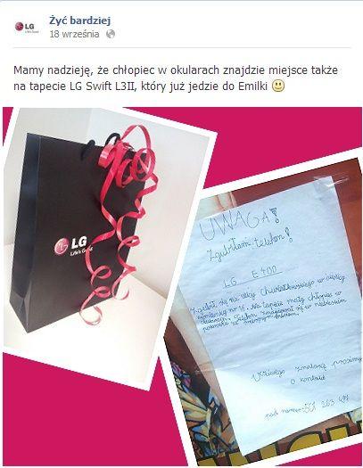 #lg polska #socialmedia