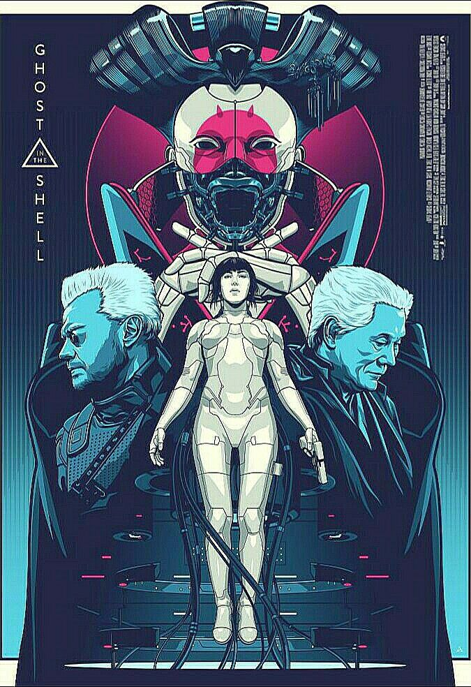 ghost in the shell figur