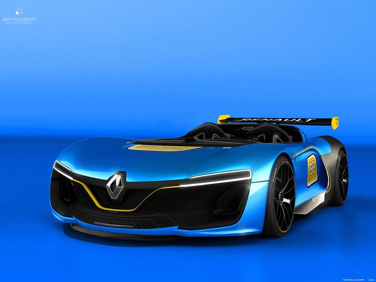 Artist renders new Renault Spider Concept, our jaws drop!