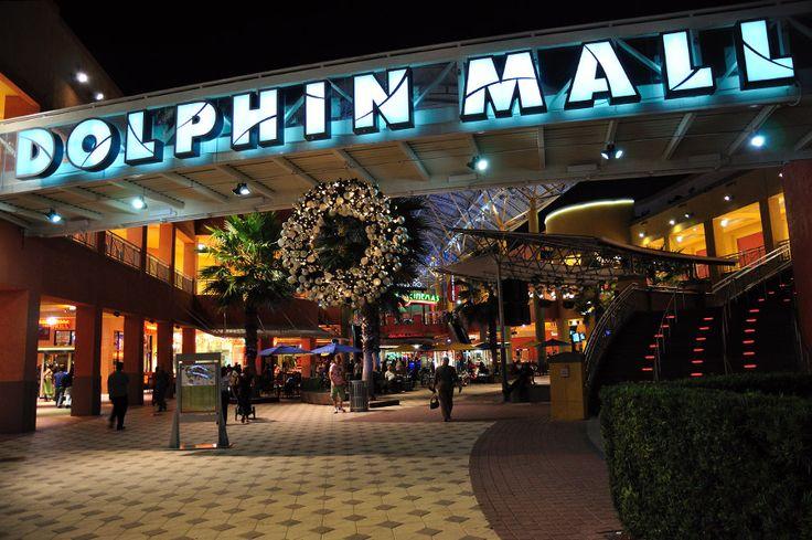 Dolphin Mall - Miami, Florida.