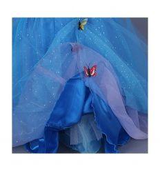 Costum fete carnaval Cenusareasa cu fluturi