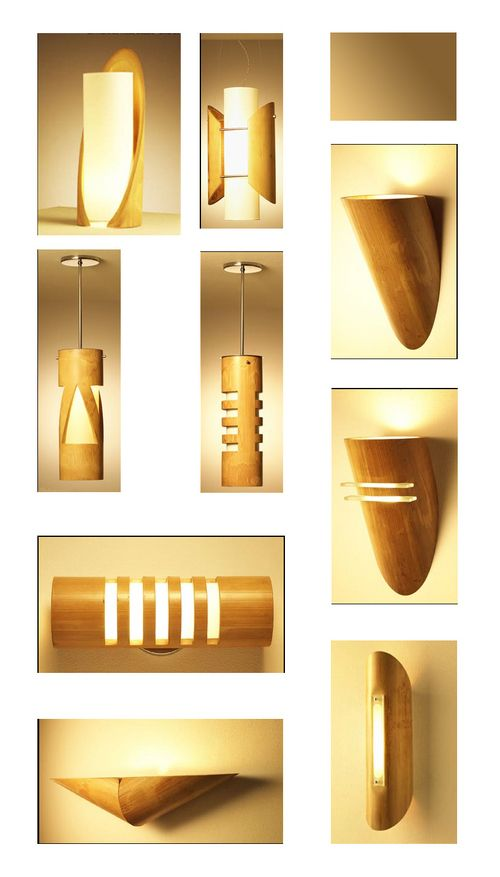 Bamboo Interior Lamps