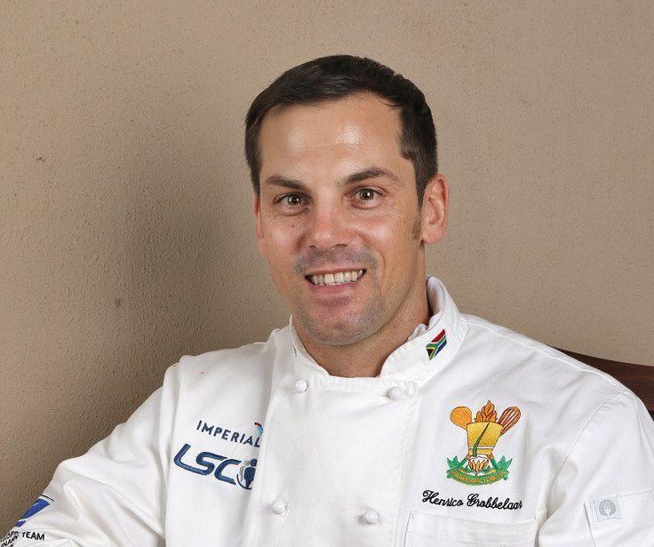 #SAOlympicChef @CulinaryTeam Henrico Grobbelaar