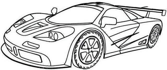 Best Bugatti Super Sports Car Coloring Page Super Sport Cars