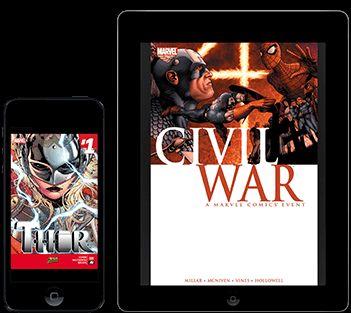 Marvel Digital Comics Unlimited | Comics | Marvel.com