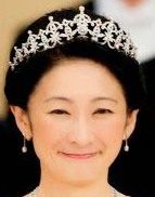 Tiara Mania: Akishino Tiara worn by Princess Akishino