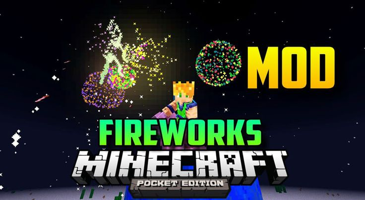 how to create fireworks on minecraft