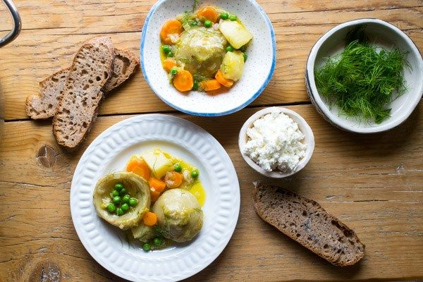 BEST EVER ARTICHOKE HEARTS STEW RECIPE WITH VEGETABLES