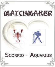 The Scorpio Aquarius compatibility is not that high because it has been studied that the relationship is bound to experience challenges along the way. Most of the conflicts in the relationship will - Click for more info