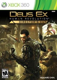 Deus Ex Human Revolution: Director's Cut for Xbox 360 | GameStop