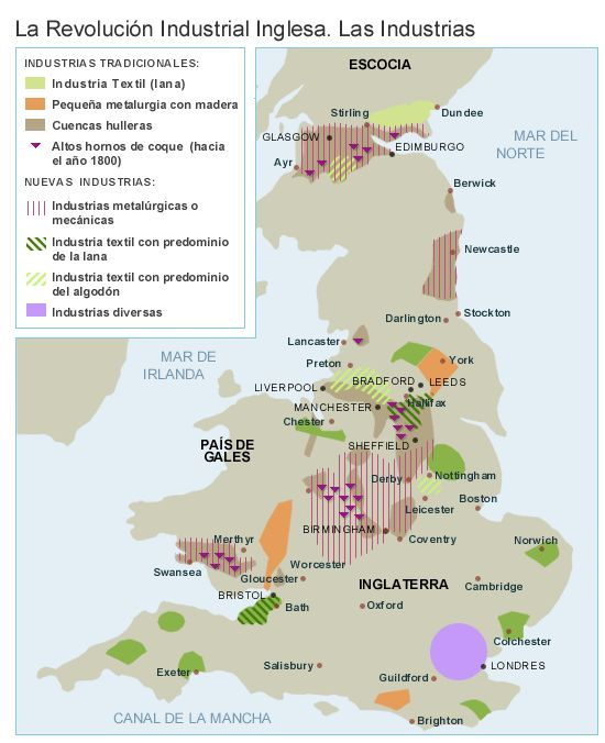10 Ideas De Ciudades Industriales De Inglaterra Revolución Industrial Industrial Revolucion