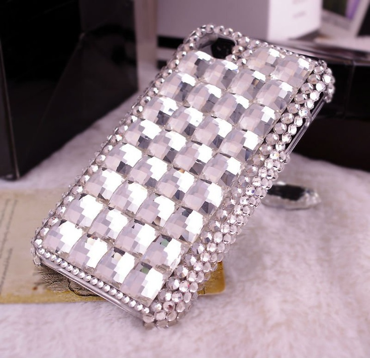 Luxury crystal diamond bling phone case for iphone 4/4s fancy cell phone case for iphone 4g 266