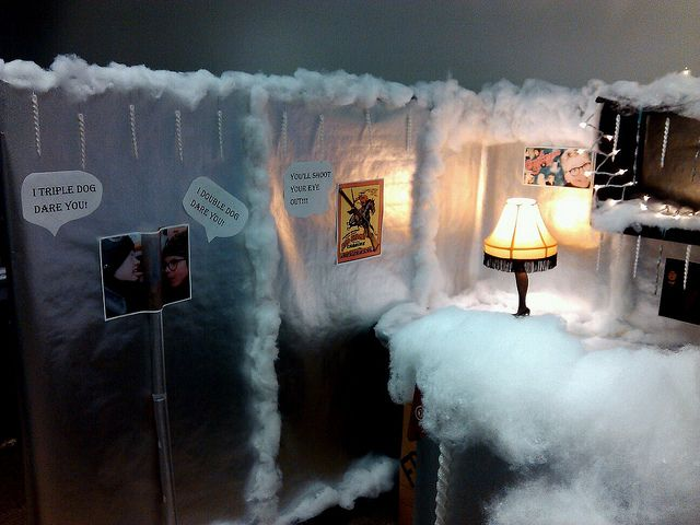 Pin by J A on Cubicle/Door Holiday Decoration Contest | Pinterest