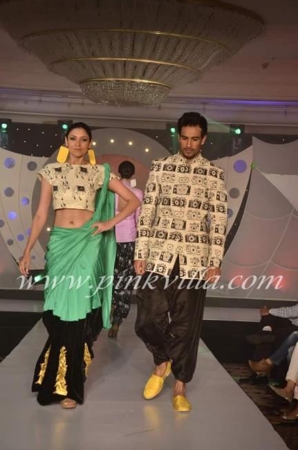 Masaba Gupta showcases her collection at SNDT Chrysalis show | PINKVILLA