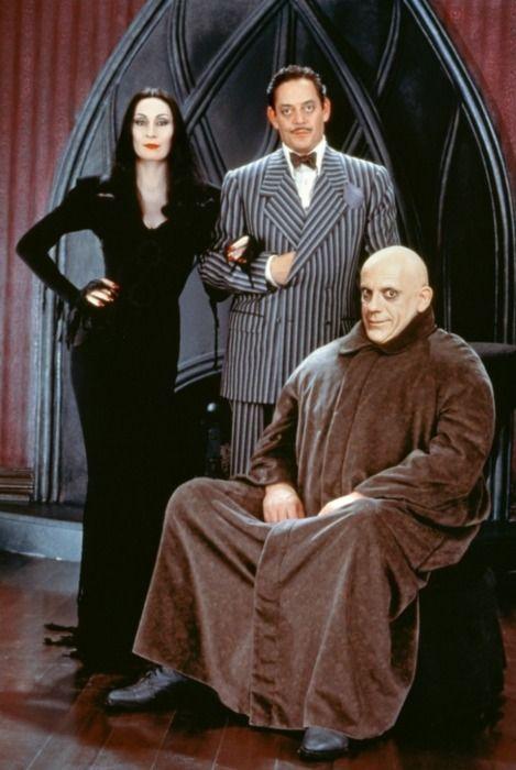 beautyandterrordance:    The Addams Family