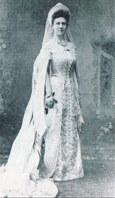 Мария Шаховская