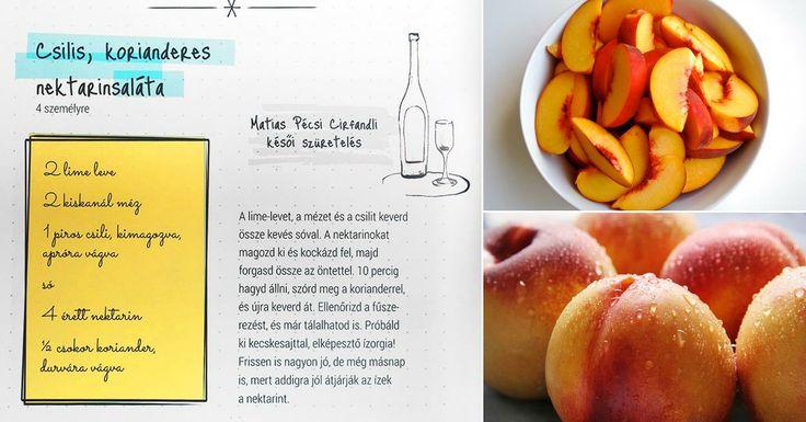 Inspiráció egy könnyű és egészséges nyári vacsorához Lakatos Márk - Te&Én című könyvéből