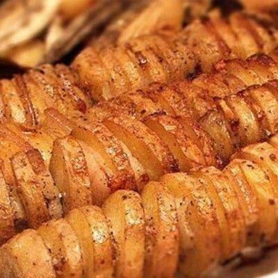 Картошка с салом в фольге на костре    Собираетесь на природу? Тогда захватите с собой этот простой рецепт картошки с ... Коллекция Рецептов - Мой Мир@Mail.ru