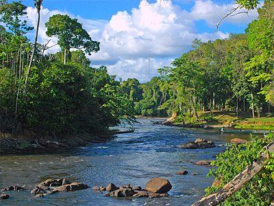 #BudgetTravel Suriname