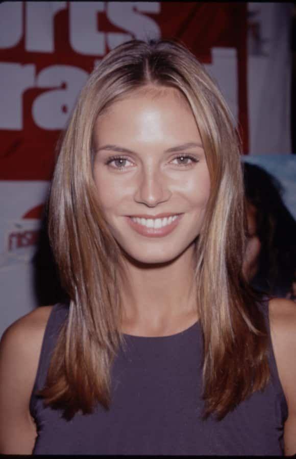 Heidi Klum: So sah sie früher aus   Heiße Promi-Ladys ...
