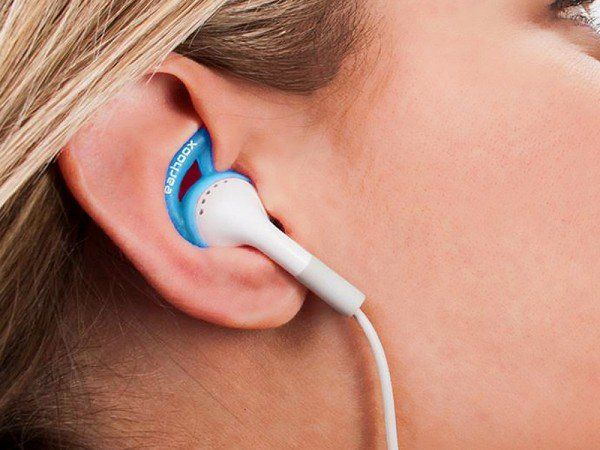 This add-on for your day-to-day or running earbuds, discovered by The Grommet, applies traction to key ear points for easy, comfortable, and secure listening.