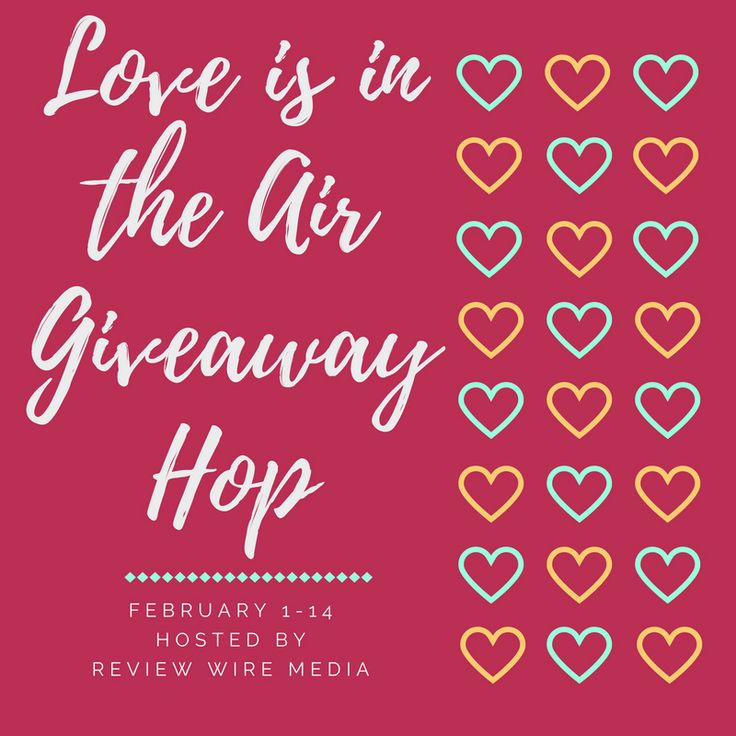 Love Is In The Air Hop: Goodie Box Giveaway (RV $370) Ends 2.14.18  #loveisintheair #giveaways #valentinesday #bloghop #contest