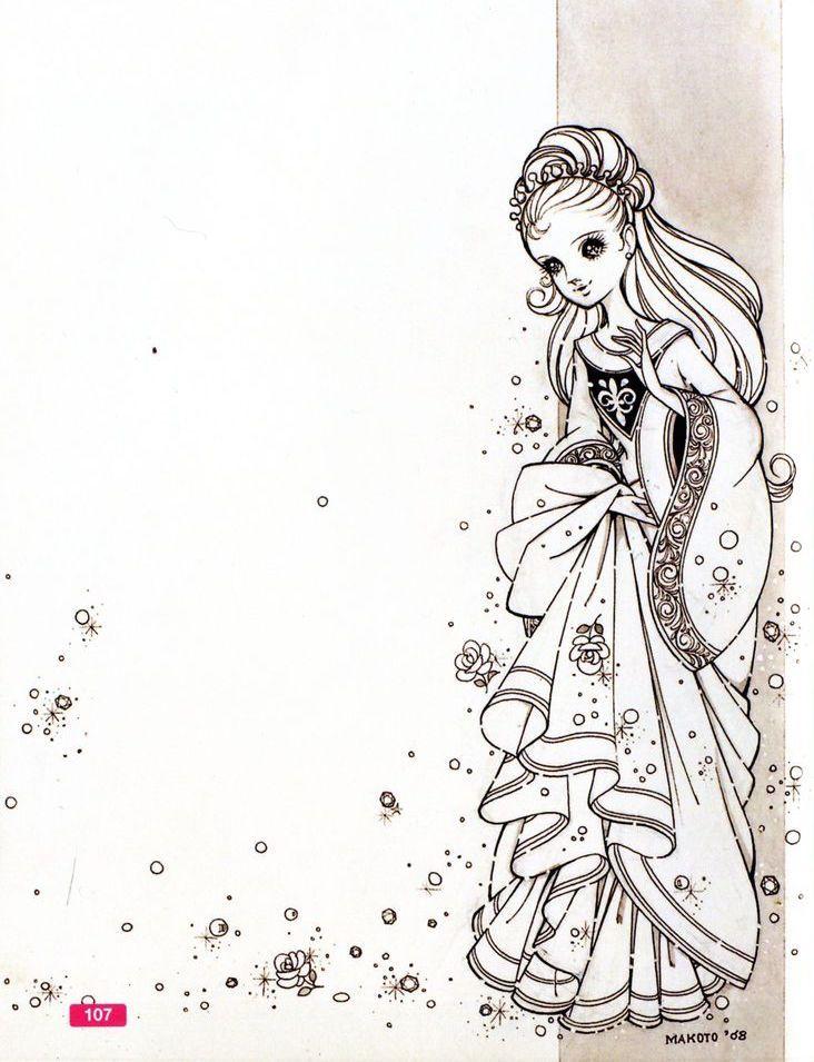 takahashi macoto coloring pages - photo#4