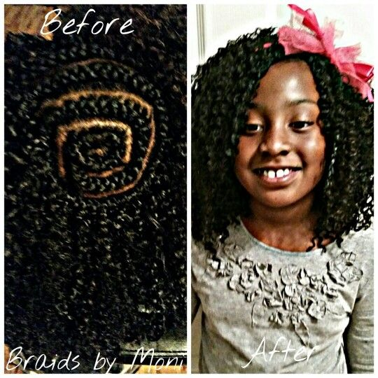 kids crochet braids for kids chrochet hairstyles kids crochet crochet ...