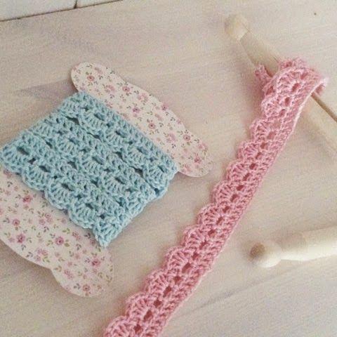 Nach Stich Und Faden Crochet Pinte