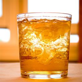 The Rusty Nail 1 ½ oz. Scotch ½ oz. Drambuie Garnish with a lemon twist