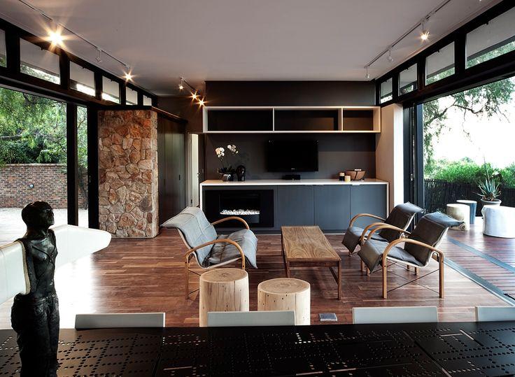Best  Steel Frame House Ideas On Pinterest French Windows - Nice inside house design