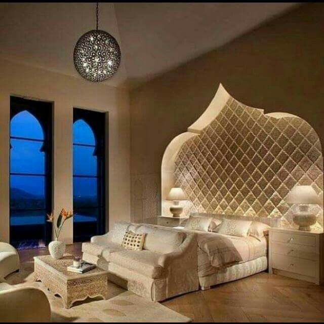 Slaapkamer arabische stijl digtotaal for Moderne stijl kamer